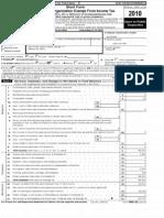 MGF 990 form 2010
