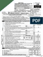MGF 990 form 2008