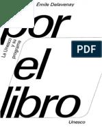 La Unesco y Su Programa Por El Libro