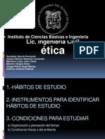 HÁBITOS DE ESTUDIO exposicion completa