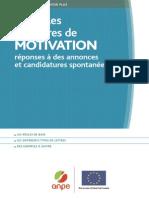 Exemples de Lettres de Motivation-2