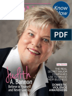 Women With Know How October 2013 Issue