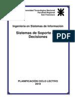 Sistema de Soporte a Las Decisiones