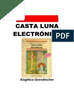 Gorodischer, Angelica - Casta Luna Electronica