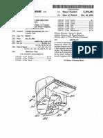 Michael Jackson Patent Us 5255452