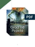 Cassandra Clare - Grad Od Pepela - The Mortal Instruments 2