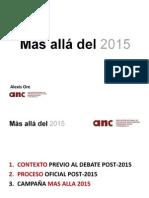 Campaña Mas Alla 2015.pptx