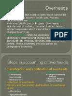 Overhead Control