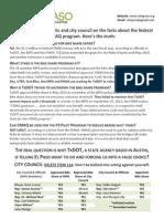 CMAQ Fact Sheet 091913