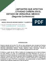 2. Factores Limitantes Agroproductivos (ATAM 2008)