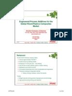 STP0255 - Engineered Process Additives
