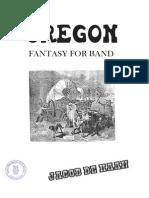 oregón jacob de haan concert band