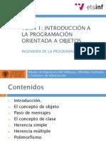 IDP 01 Introduccion a la POO