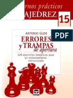 Gude_-_15._Errores y Trampas de Apertura (2012)