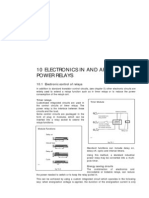 Electronics in and Around Power Relays