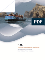Plan de Sitio Islas Ballestas 2012