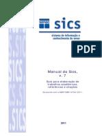 Sics Manual v7-Jul2011