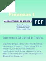 Capital de Trabajo (1)