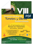 INFORMACIÓN GENERAL VIII SEMINARIO ANDINO DE TÚNELES Y OBRAS SUBTERRÁNEAS (2)