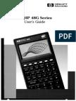 HP 48GX Manual
