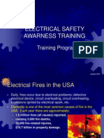 Electrical Safety Web