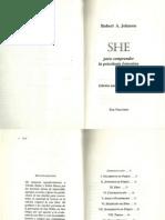 Johnson Robert a - She - Para Comprender La Psicologia Femenina