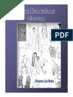 Historia Clinica 2012