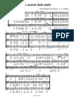 Tu Scendi Dalle Stelle PDF