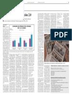 Maqueta Reportaje Prensa generación 2.0