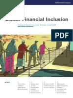 Economic Development Acceso a Servicios Financieros