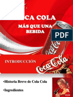 Coca Cola Pt