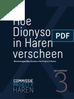 Deelrapport 3 - Hoe Dionysos Verscheen in Haren