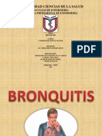 BRONQUITIS DIAPOSITIVAS