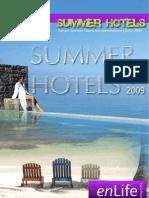 Summer Hotels June 2009 by enLife media