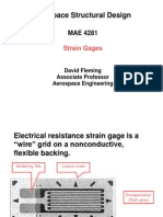 4281 -07 Strain Gages