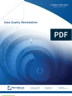 Data Quality Remediation