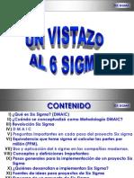 Conferencia de 6 Sigma