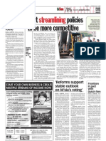 thesun 2009-07-07 page12 govt streamlining policies to be more competitive