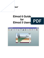 Elmod 5 to 6 Guide