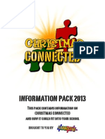 christmas connected schools info pack