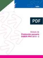 Produccion Pecuaria 2013 2