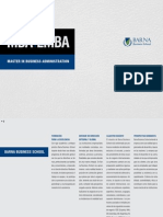 Brochure Barna Business School