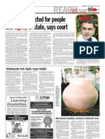 thesun 2009-07-08 page02 perak sultan acted for people and dignity of state says court