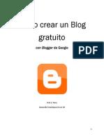 Como Crear Un Blog en La Internet