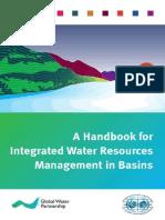Handbook for Iwrm in Basins