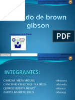 Metodo Brown Y Gibson DIAPOS2
