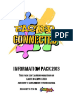 easter connected schools info pack