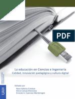 La educación en ciencias e ingenierias