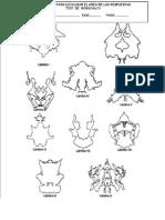 Protocolo Localizador Rorschach