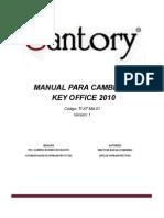 TI-ST-MA-01 Manual de Actualizacion de Key 2010